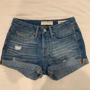 Bullhead Blue Jean Shorts